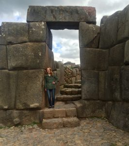 Sarah J. Lewis (Cusco, Peru, Winter 2015)