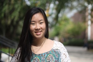 Shirley Wang, sophomore psychology major to present at national eating disorders conference in Oct.